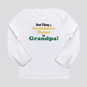 Best Thing Grandpa Long Sleeve T-Shirt