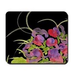 Atom Flowers #36 Mousepad