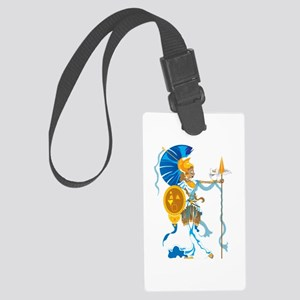 Athena Large Luggage Tag