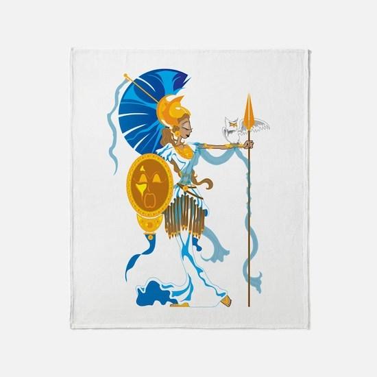 Athena Throw Blanket