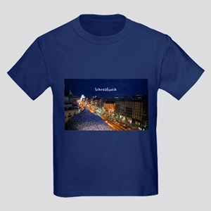 Barcelona (at night) T-Shirt
