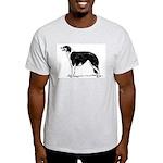 Borzoi, My Nightsong Janis T-Shirt