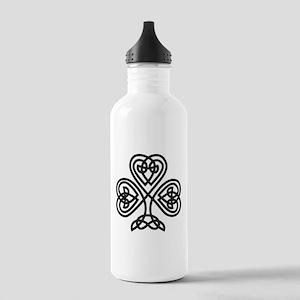 Celtic Shamrock Stainless Water Bottle 1.0L
