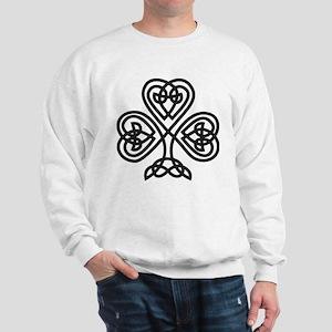 Celtic Shamrock Sweatshirt
