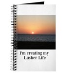 Sunrise Lusher Life Journal