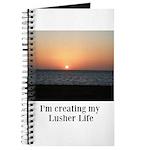 Sunrise Lusher Life Journal