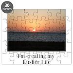 Sunrise Lusher Life Puzzle