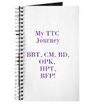My TTC Journey Journal