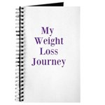 My Weight Loss Journey Journal