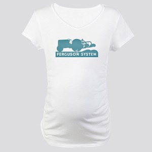 Ferguson Tractor Maternity T-Shirt