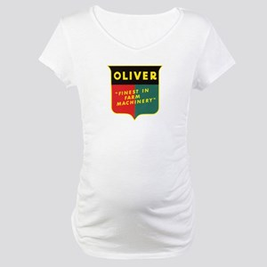 Oliver Tractor Maternity T-Shirt
