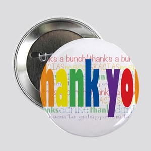 "Thank You Greeting Card 2.25"" Button"