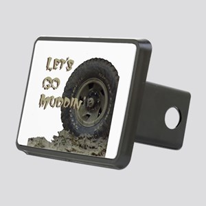 Mountain Mudd Dawgs logo Hitch Cover