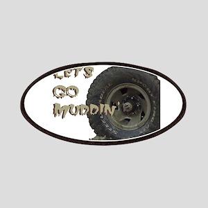 Mountain Mudd Dawgs logo Patches