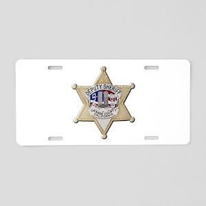 Orange County Sheriff 9-11 Aluminum License Plate