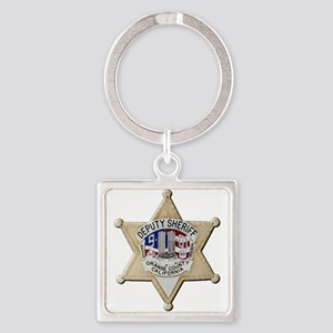 Orange County Sheriff 9-11 Keychains
