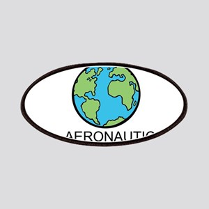 Worlds Greatest Aeronautical Engineer Patches