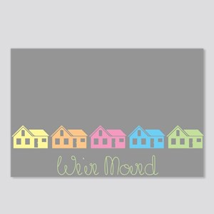 Modern Change of Address Postcards (Package of 8)