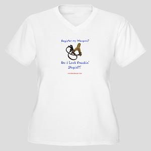 CFU RegisterSling Plus Size T-Shirt