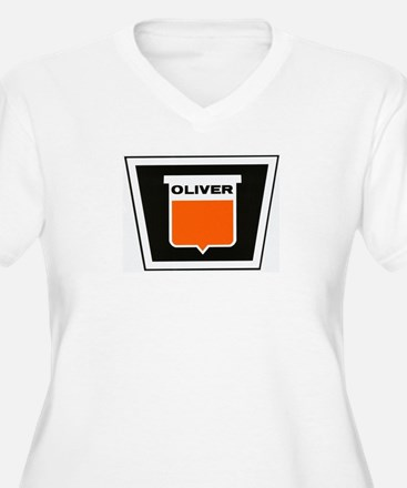 oliver newer Plus Size T-Shirt
