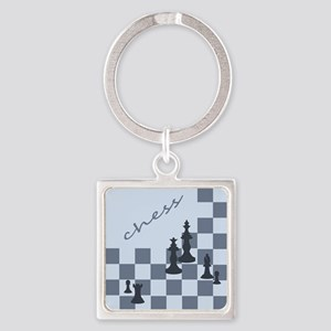 Chess King Pieces Keychains