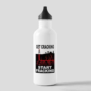 FRACKING Water Bottle