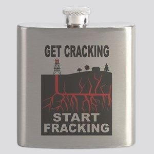 FRACKING Flask