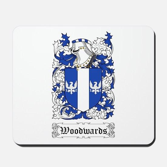 Woodwards Mousepad