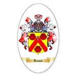 Bason Sticker (Oval 50 pk)