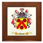 Bason Framed Tile