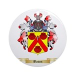 Bason Ornament (Round)
