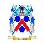 Baskwill Square Car Magnet 3