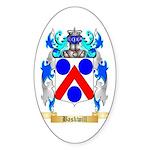 Baskwill Sticker (Oval 50 pk)