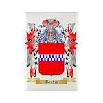 Baskin Rectangle Magnet (100 pack)