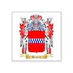 Baskin Square Sticker 3