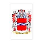 Baskin Sticker (Rectangle)