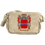 Baskin Messenger Bag