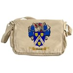 Baskett Messenger Bag