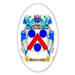 Baskerville Sticker (Oval 10 pk)