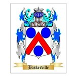 Baskerville Small Poster
