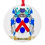 Baskervill Round Ornament