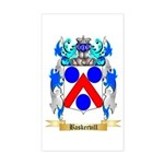 Baskervill Sticker (Rectangle)