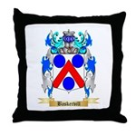 Baskervill Throw Pillow