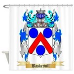 Baskervill Shower Curtain
