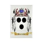 Basilotta Rectangle Magnet (100 pack)