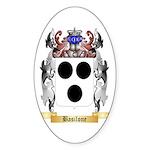 Basilone Sticker (Oval)