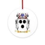 Basilone Ornament (Round)