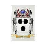 Basillon Rectangle Magnet (100 pack)