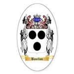Basillon Sticker (Oval 50 pk)