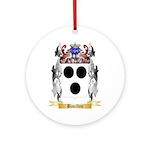 Basillon Ornament (Round)